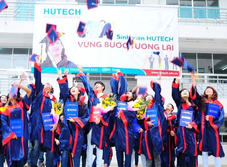sinh viên HUTECH được đánh giá cao về chất lượng chuyên môn