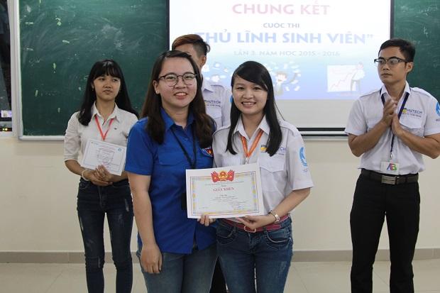 thủ lĩnh sinh viên 2016