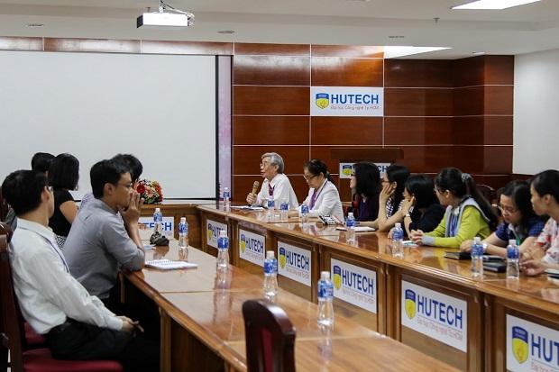 Nhiều triển vọng hợp tác giữa khoa Dược HUTECH với trường ĐH Dược California Northstate (Hoa Kỳ)
