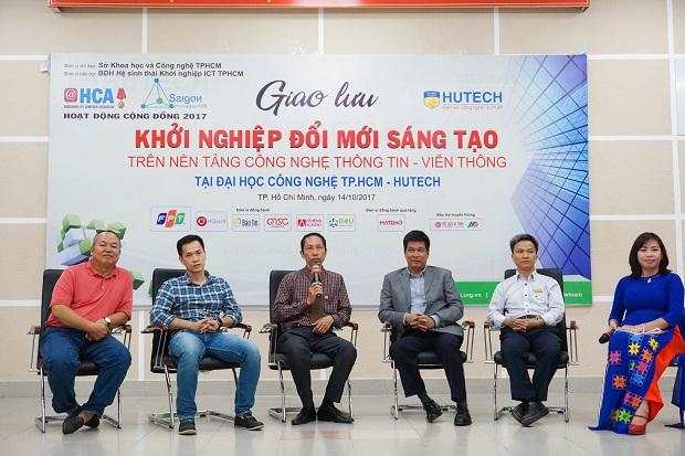 """IT-ers của HUTECH sẽ """"đối thoại"""" cùng doanh nghiệp và chuyên gia Công nghệ thông tin vào ngày 11/11 sắp tới"""