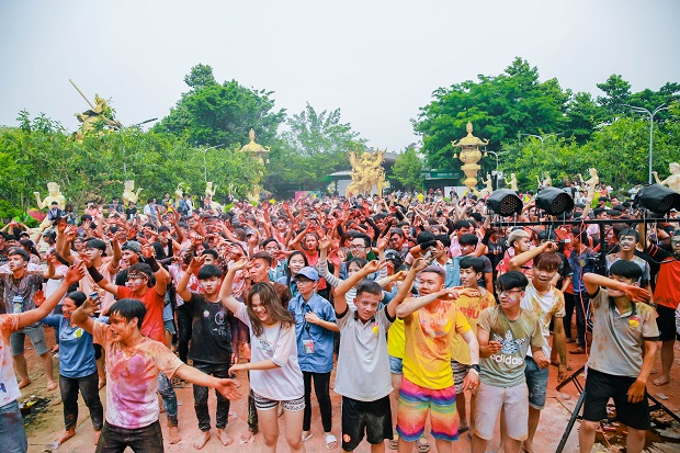 Hội Trại HUTECH 2021 - Thanh Xuân Đẹp Nhất