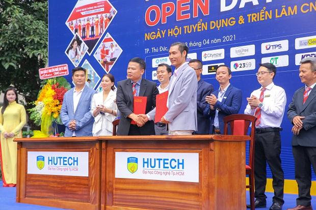 Khoa Công nghệ thông tin HUTECH tăng cường hợp tác với Liên minh Công nghệ số Việt Nam (VNITO)