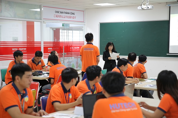 Sinh viên VJIT sẵn sàng hành trang cho kỳ thực tập tại Nhật Bản