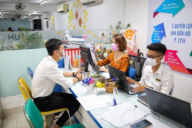 TB v/v sinh viên Hutech nghỉ học đến hết ngày 16/02 để phòng chống dịch