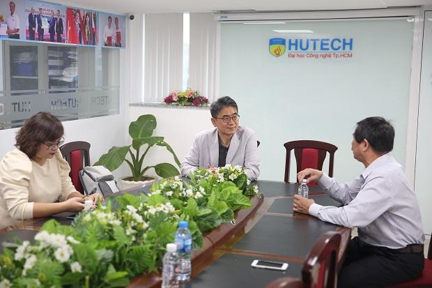 HUTECH ký kết hợp tác cùng Công ty SHBSC Korea với nhiều cơ hội thực tập cho sinh viên