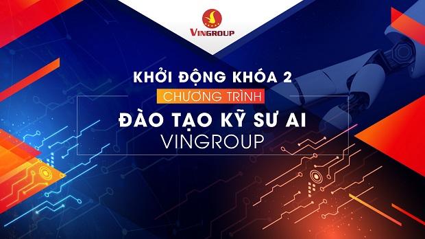 Chương trình Đào tạo Kỹ sư AI Vingroup sẽ đến với sinh viên HUTECH vào ngày 12/5