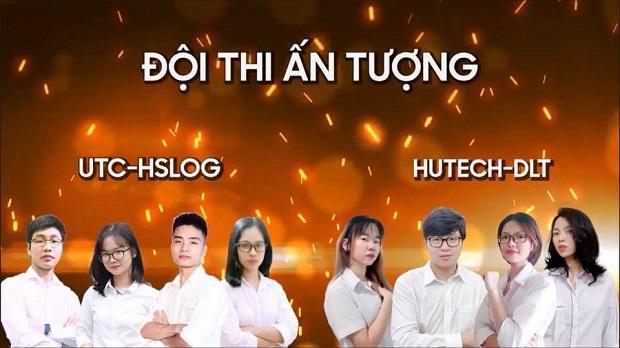 """Sinh viên Logistics HUTECH HUTECH lọt Top 24 toàn quốc, """"thẳng tiến"""" Bán kết cuộc thi Tài năng trẻ Logistics Việt Nam 2021"""