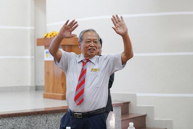 """Đối thoại cùng CEO tháng 3/2021: Chủ tịch Hiệp hội Du lịch Việt Nam đối thoại với """"đồng nghiệp tương lai"""" tại HUTECH"""
