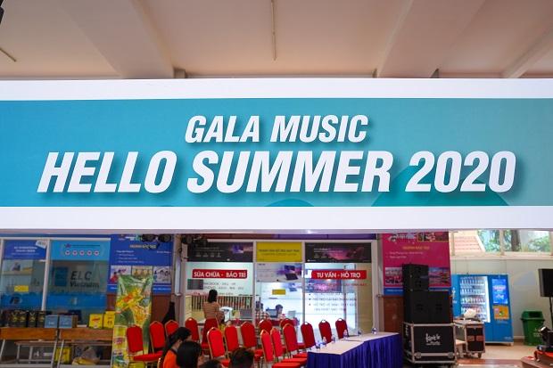 """Gala """"Hello Summer 2020"""" - Lời chào hè rực rỡ từ sinh viên HUTECH"""