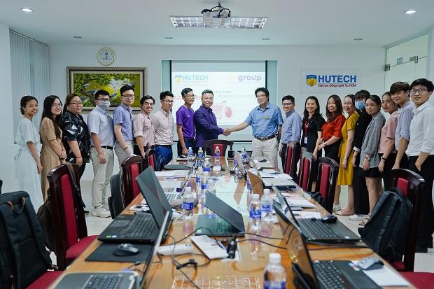 Khoa Quản trị kinh doanh HUTECH tổ chức Tập huấn Thực hành Thương mại điện tử trên Web Builder