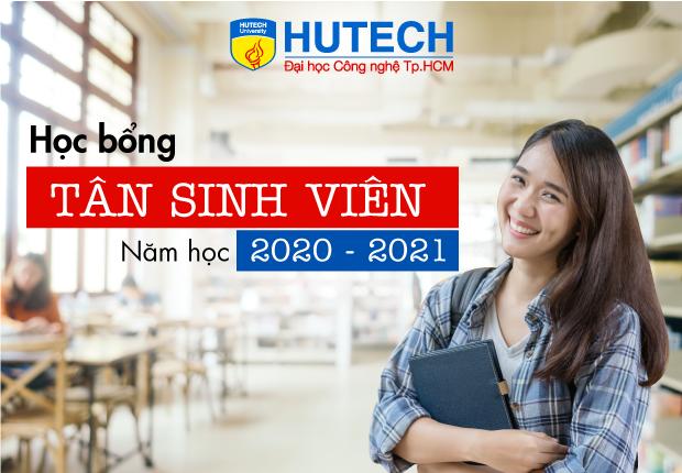 Nhiều suất học bổng dành cho Tân sinh viên năm học 2020 - 2021