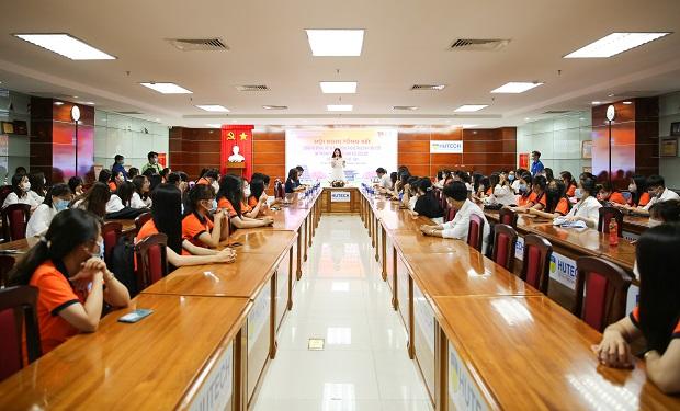 Viện Công nghệ Việt - Hàn phát động các phong trào sinh viên năm học 2020-2021
