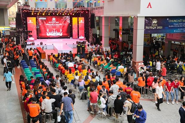 Rực rỡ Gala Chung kết và Trao giải Miss HUTECH 2021