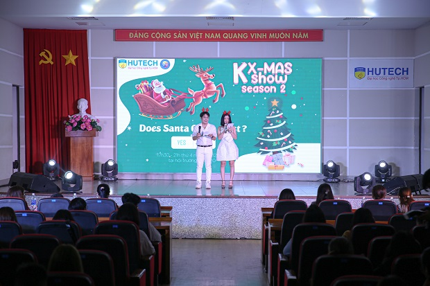 """Sinh viên Viện Công nghệ Việt - Hàn đón Giáng sinh đầy năng lượng với Gala """"K X-mas Show Season 2"""""""