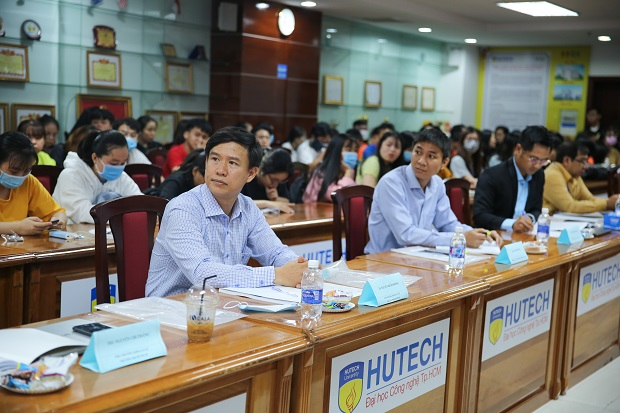 Khoa Luật Hutech tổ chức hội thảo về hành lang pháp lý của Luật Sở hữu trí tuệ trong bối cảnh toàn cầu hóa