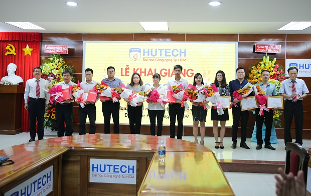 HUTECH thông báo tuyển sinh đào tạo trình độ Thạc sĩ năm 2020 - đợt 2 (Khóa thi ngày 31/10 & 01/11/2020)