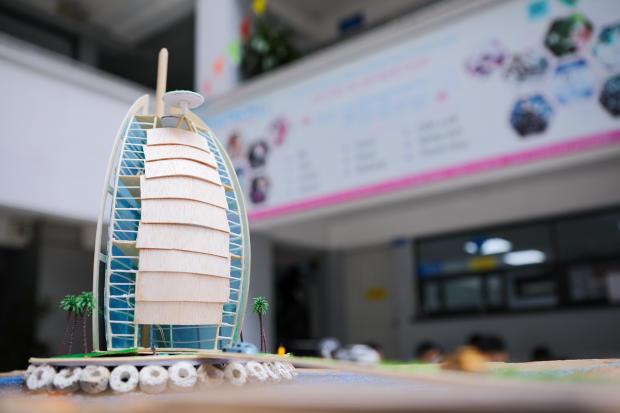 Ngắm các công trình kiến trúc của sinh viên ngành Kiến trúc khoa Kiến trúc Mỹ thuật