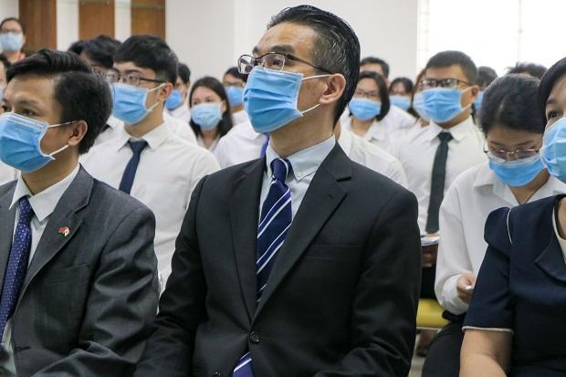 Sinh viên VJIT tham gia tuyển dụng trực tuyến cùng các Doanh nghiệp Nhật Bản
