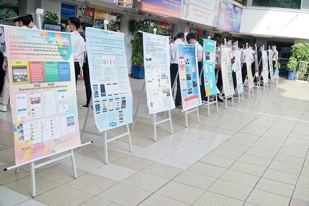 Sinh viên VJIT đề xuất giải pháp nâng cao chất lượng đô thị, hướng đến phát triển bền vững