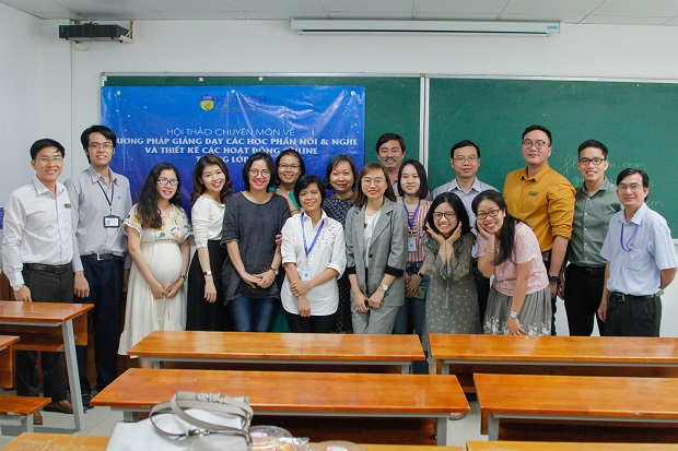 Lecturers of Faculty of English Seeking Solutions for Effective English Teaching for EFL Learners