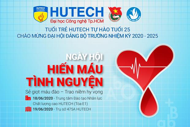 Ngày hội Hiến máu tình nguyện Đợt 2 sẽ diễn ra trong hai ngày 18 và 19/06