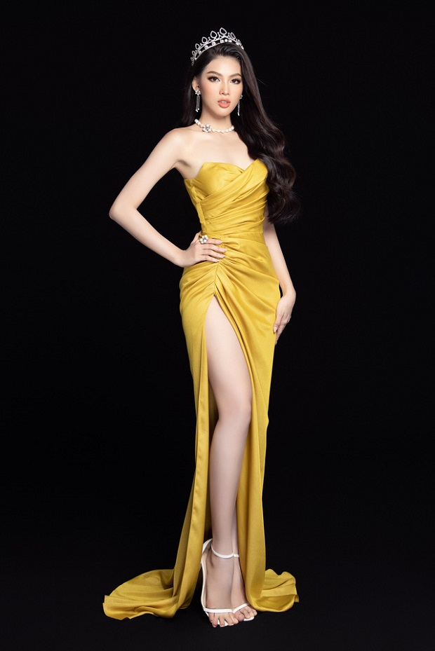 Á hậu Ngọc Thảo đại diện Việt Nam thi Miss Grand ...