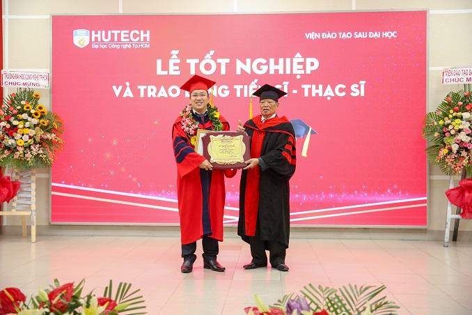 HUTECH thông báo tuyển sinh đào tạo trình độ Tiến sĩ năm 2021 - đợt 1