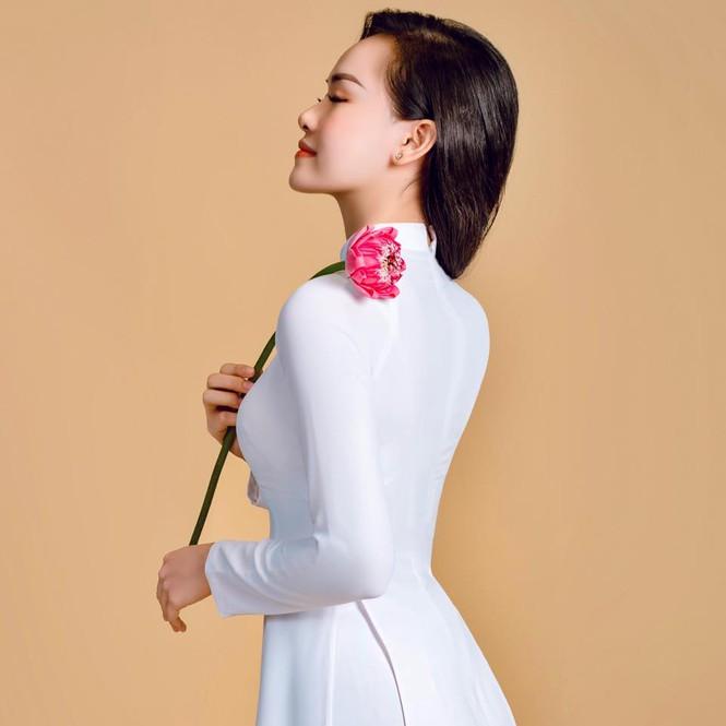 [TIENPHONG] Nữ sinh HUTECH sở hữu chiều cao 'khủng' 1m74 và body nóng bỏng dự thi Hoa hậu Việt Nam
