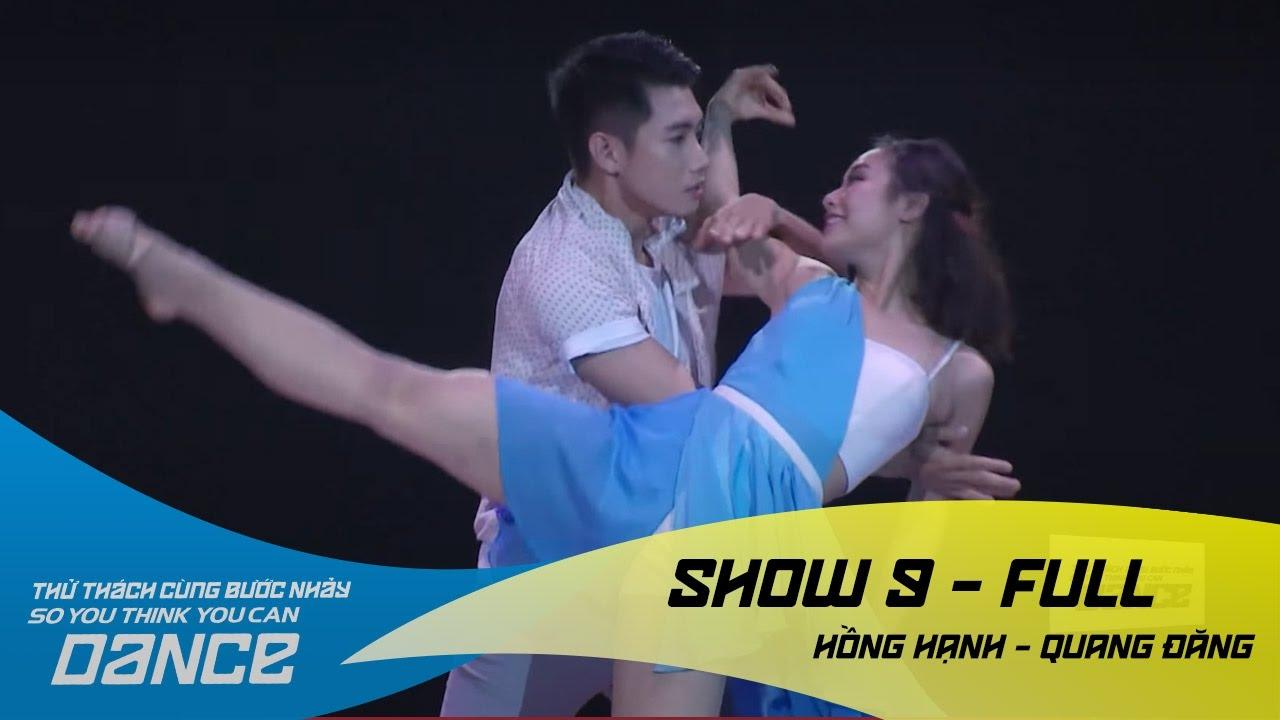 Thành tích của vũ công Quang Đăng