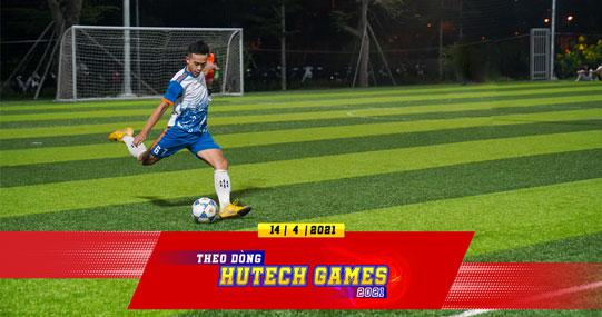 Theo dòng HUTECH Games 2021 - Chung kết Bóng đá nam gọi tên Khoa Xây dựng và Khoa Quản trị DL-NH-KS