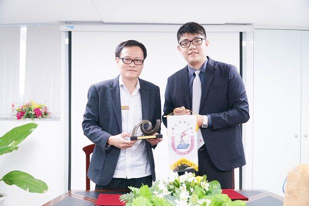 HUTECH and Taiwan National Open University sign MOU sign Memorandum of Understanding