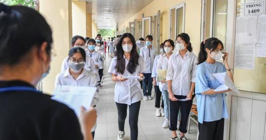 Bộ GD-ĐT chốt thi tốt nghiệp THPT đợt 2 vào các ngày 6 - 7.8