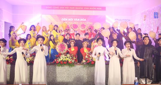 Đêm hội văn hóa Chào năm học mới & Phát động Miss HUTECH 2021: Giờ G đã điểm!