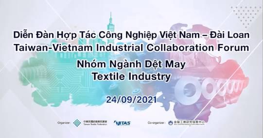 Khoa Kiến trúc - Mỹ thuật tham dự diễn đàn Hợp tác Dệt may Việt Nam - Đài Loan lần VI