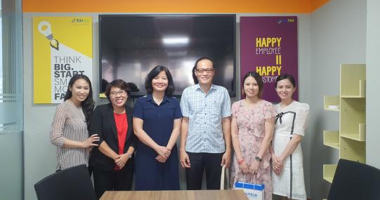 HUTECH và ĐH Ngoại ngữ - ĐHQG Hà Nội sẽ tăng cường hợp tác phát triển các ngành ngôn ngữ - văn hóa Hàn Quốc
