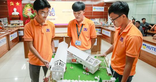 Chung kết IDEA-X 2020: Sinh viên trổ tài thiết kế trường học dã chiến trên các địa hình khó khăn