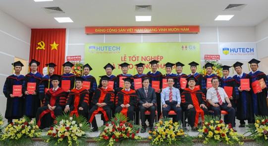 HUTECH thông báo tuyển sinh đào tạo trình độ Thạc sĩ năm 2020 - đợt 1