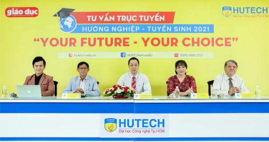 """""""Your Future - Your Choice 2021"""" số 1: Toàn cảnh tuyển sinh - nhu cầu nhân lực - bí quyết chọn ngành 2021"""
