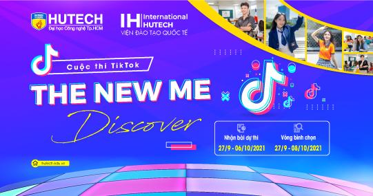 """Cuộc thi khoe phong cách """"TikTok K21: The New Me Discover"""" của HUTECH-ers sẽ khởi động từ hôm nay (27/9)"""