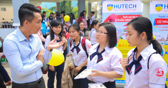 Đề án tuyển sinh Đại học chính quy năm 2020 dự kiến của HUTECH