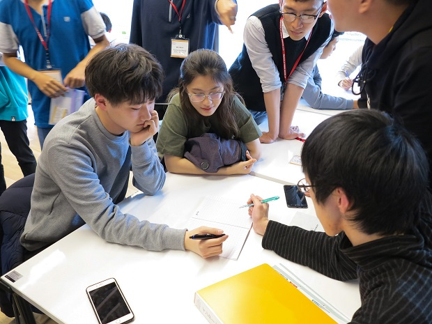 HUTECH students experience internship in the Land of the Rising Sun