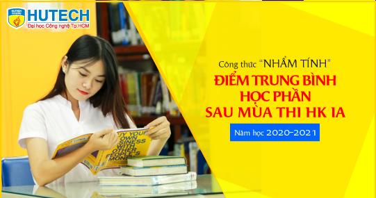 """[Tips Sinh viên] - Công thức """"nhẩm tính"""" điểm trung bình học phần sau mùa thi HK 1A"""