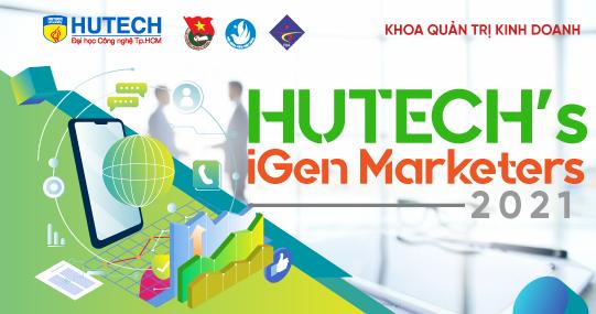 HUTECH's iGen Marketer: Khơi dòng sáng tạo của Marketer tương lai