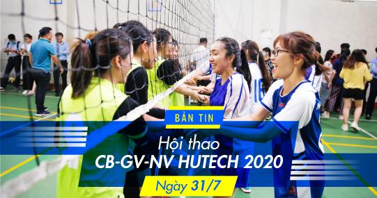 """Bóng chuyền nữ Hội thao CB-GV-NV 2020 - Vé Bán kết cho """"những kẻ thách thức"""""""