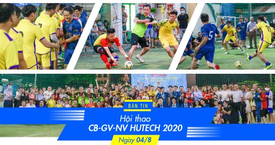 """Hội thao CB-GV-NV 2020: """"Phá dớp"""" ấn tượng, Phòng Đào tạo - Khảo thí đăng quang ngôi vô địch"""