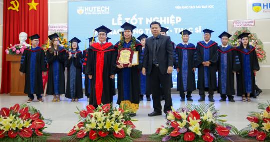 HUTECH thông báo tuyển sinh trình độ Thạc sĩ năm 2021 - đợt 1