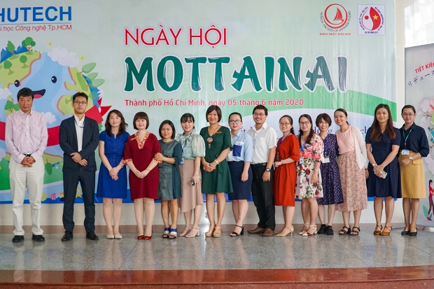 HUTECH organized Mottainai festival 2020 with a meaningful message for the environment