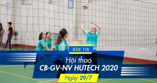 Bóng chuyền nữ Hội thao CB-GV-NV 2020 - Kịch bản nào cho đương kim vô địch?