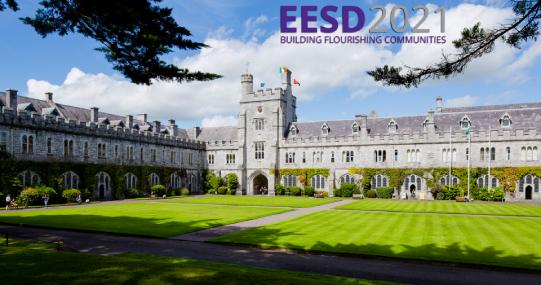 Giảng viên Khoa Kiến trúc - Mỹ thuật báo cáo tại Hội thảo Quốc tế EESD2021 về giáo dục cho sự phát triển bền vững