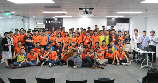 """HUTECH IT Office Tour 2019 – """"giảng đường"""" hiệu quả của sinh viên Công nghệ thông tin"""